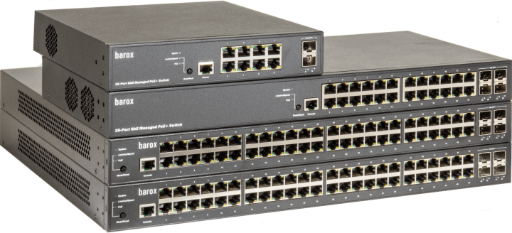 The new 28 series of RY-L switches offers several innovations that guarantee higher security and easier operation